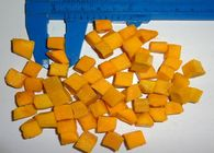 China Individually Quick Frozen Peeled Sweet Pumpkin Dices factory